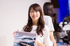 2013 (kodkod.toyota) Tags: woman car subaru nagoya toyota   motorshow     nagoyamotorshow