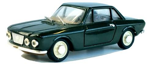 Progetto K Lancia Fulvia coupé