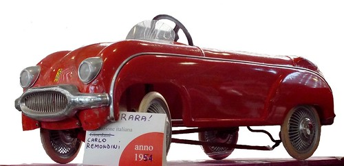 Carlo Remondini Buick 1954