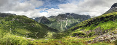 Norway 2013 (Michel van den Bogaard) Tags: panorama norway hdr utsikten noorwegen 2013 nasjonal gaularfjellet turistveg michelvandenbogaard norway11