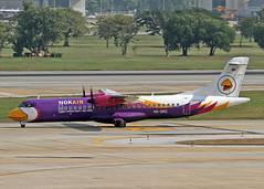 HS-DRC ATR 72-500 Nok Air