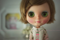 A Doll A Day. Jan 22. Twiggy.