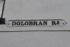 Dolobran Rd, Sparkbrook (BackofRackhams) Tags: street england signs streets birmingham unitedkingdom streetsigns roads streetnames sparkbrook roadname nameplates b11 roadnames dolobranroad