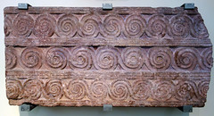 Portal decoration fragment, Treasury of Atreus