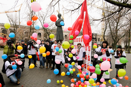 International Condom Day 2014: Ukraine