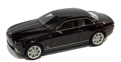 Miniminiera Bertone Jaguar BT99