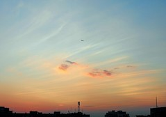 Subtle sky (Stella VM) Tags: sunset sky beautiful clouds colours sofia bulgaria
