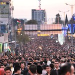 Newroz Street Parade - Slemani.