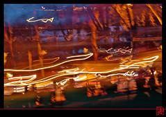 1er avril, premier regard par la fentre.... (mamnic47 - Over 6 millions views.Thks!) Tags: voitures saintcloud laseine phares poselongue photodenuit 1eravril sanspied effetsdelumires declenchementcollectif quaicarnot img1462montage