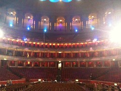 Albert Hall with Russell Watson