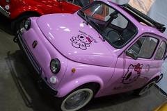20140405 DSC_1277 Bilmesse  FIAT 500 (quart71) Tags: fiat 500 carshow fredericia hallo bitchy messec