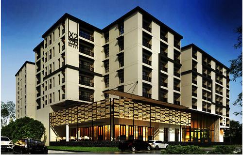 X2 バイブ バンコク スクンビット ホテル