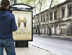 Working with Angels Poster (mvanvlymen) Tags: michaelvanvlymen michael ministries ministry van vlymen vanvlymen riverofblessings angels angelicvisitations angelic angel archangel walkinginthesupernatural warrior working with workingwithangels