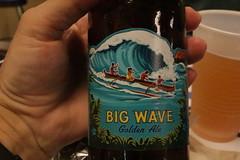 BIG WAVE Golden Ale (nyc.nyc) Tags: boston toronto bos tor redsox bluejays springtraining florida floridaautoexchangestadium beer wave bigwave