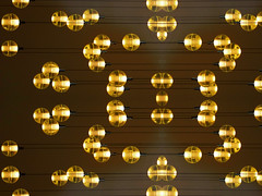 Force of Repulsion (Ed Sax) Tags: edsax art kunst kunstphotographie photokunst photoart ball kugel sphäre sphere brown braun gold messing gelb abstrakt pattern muster design