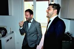 Colazione dallo sposo (Fra Lorè) Tags: wedding febbraio 2017 classmate new party forlì festa friend friends enjoy fun