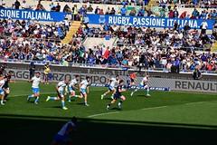 ROMA OLIMPICO STADIO RUGBY ITALIA (maresaDOs) Tags: roma italia olimpico rugby nazionale francia marzo 2017 sport 6nazioni 6nations france rbs six nations action sixnationsrugby stadioolimpico