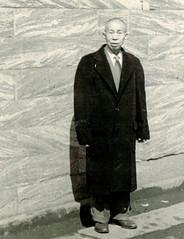 Chinese Man (~ Lone Wadi ~) Tags: china chinese asia asian retro 1950s unknown
