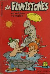 Flinstones (Steenvoorde Leen - 4 ml views) Tags: 1967 flinstones fred flintstone wilma barney rubble betty striptijdschrift comic
