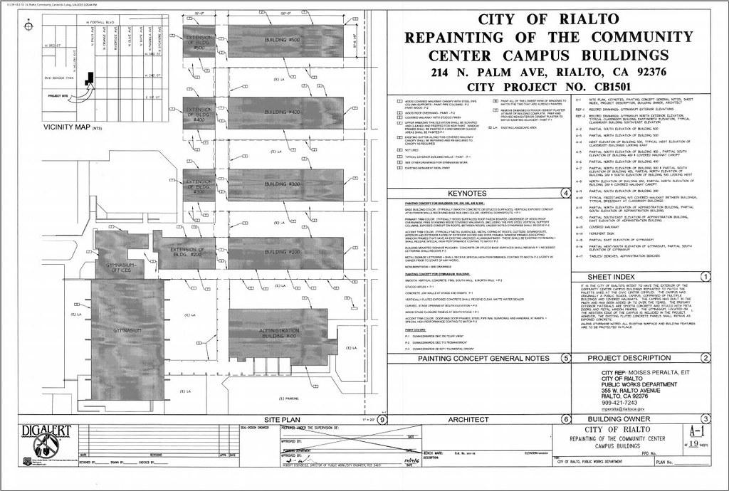 Public Works Department Capital Improvement Projects