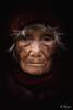 KATMANDOU, Népal (Komi07) Tags: poor woman katmandou kathmandu street world canon 5d 135mm portraiture old asie asia népal travel voyage people population