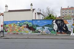 Nebay (Ruepestre) Tags: art paris parisgraffiti france streetart street graffiti graffitis graffitifrance graffitiparis urbanexploration urbain urban mur rue ville wall walls nebay