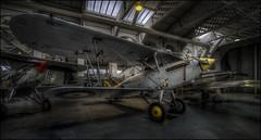 Hawker Nimrod Mk II (Darwinsgift) Tags: duxford imperial war museum aviation aircraft hawker nimrod mk2 mkii mk ii 2 hdr photomatix carl zeiss 15mm distagon nikon d810 multiple exposure tripod long naval carrier f28 t