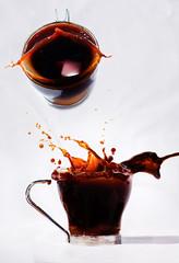 "14/52 ""Splash"" (M.P. Melián) Tags: 52stilllifes cafe splash drink coffee"