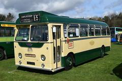 390 DKK (markkirk85) Tags: south east bus festival buses aec reliance harrington maidstone district new 101958 co390 390 dkk 390dkk
