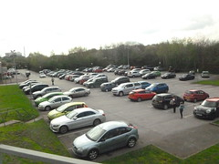 Cars, cars and more cars (rubber rat productions) Tags: cars carpark selby northyorkshire yorkshire england