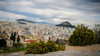 Athens Cityscape [Explored]