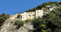 Greccio (SIMEONI STEFANO + 500000 views) Tags: rieti greccio lazio italia italy europa mondo europe world monastero sanfrancesco borgomedievale nikond90 d90 nikon nikkor