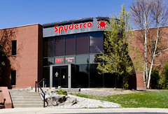 Spyderco Headquarters and Factory Outlet (photographyguy) Tags: colorado spyderco knives building pocketknife knife