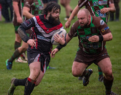 Rugby (Orrellpenguin) Tags: garswood stags bolton mets rl rugby
