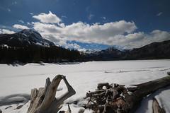 Alberta Spring Day (davebloggs007) Tags: mt baldy kananaskis alberta canada barrier lake