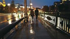 #on #the #brigde #like #the #fridge #rain #and #city #like #Paris #mas_ado (adomasvasiliauskas) Tags: like fridge paris city rain brigde masado