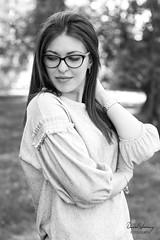 IMG_6801 (Daniel JG) Tags: bn blackandwhite blancoynegro lunettes gafas portrait retrato sensual sensuality belle beauty beautiful angelical sweet pretty belleza girl glamour bokeh woman outdoors exterior book brunette hair danifotografia danieljimenezfotowixcomportfolio danieljg