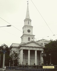 St. Andrew's Church, Kolkata (soumostravelbox) Tags: stjohns standrews cathedral church dalhousie square bbdbagh kolkata calcutta cloudy sunday morning morningwalk india catholic christianity colonial architecture cityscapes citylife mornings canon soumostravelbox bengal westbengal bengali street britishbuildings british dalhousiesquare heritage heritagebuilding cityofjoy