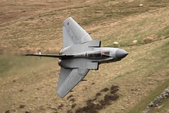 PULPIT (Dafydd RJ Phillips) Tags: tornado gr4 swept loop mach raf marham aviation military
