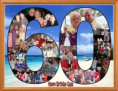 Photo Collage for Birthday 40-50-60-70 pic 104 (100 Photo Art Ideas) Tags: photo collage birthday picture pic 40th 50th 60th 70th 80th