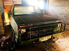 American oldtimer at Kamešnica (matteoajducic) Tags: americancars silverado chevrolet