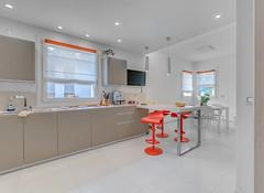 Interiors - kitchen 2 (Erikgo) Tags: interior architecture design hdr nikon samyang10mm samyang wideangle realestate windows furniture
