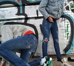 jeansbutt11362 (Tommy Berlin) Tags: men jeans butt ass ars levis