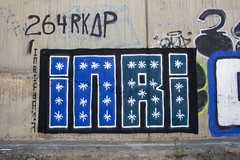 inri (wallsdontlie) Tags: graffiti cologne inri