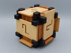 Maze Burr (2/3) (eriban) Tags: kagenschaefer kagensound puzzle