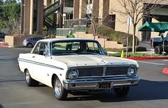 6th Annual Whittier Area Classic Car Show (USautos98) Tags: 1965 ford falcon