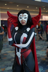 Wondercon 2017 Cosplay (V Threepio) Tags: spawn rule63 girl cosplay vthreepiophotography wondercon2017 sonya6000 unedited 35mmlens unretouched costume outfit