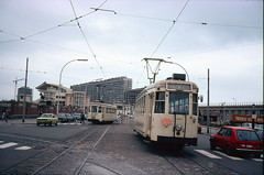 SNCV-NMVB 9098 (Public Transport) Tags: tram tramways trams
