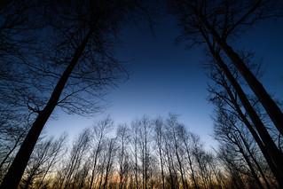 Sonnenuntergang Mahlbergturm - 001