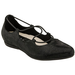 "Earthies Essen shoe black printed suede • <a style=""font-size:0.8em;"" href=""http://www.flickr.com/photos/65413117@N03/33538951986/"" target=""_blank"">View on Flickr</a>"